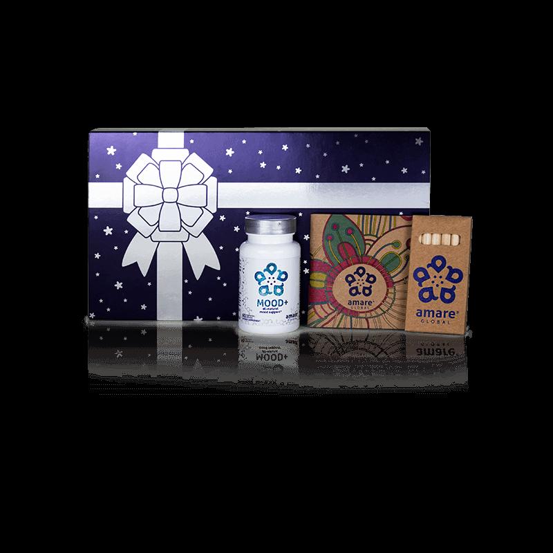 Mood+ Holiday Gift Set
