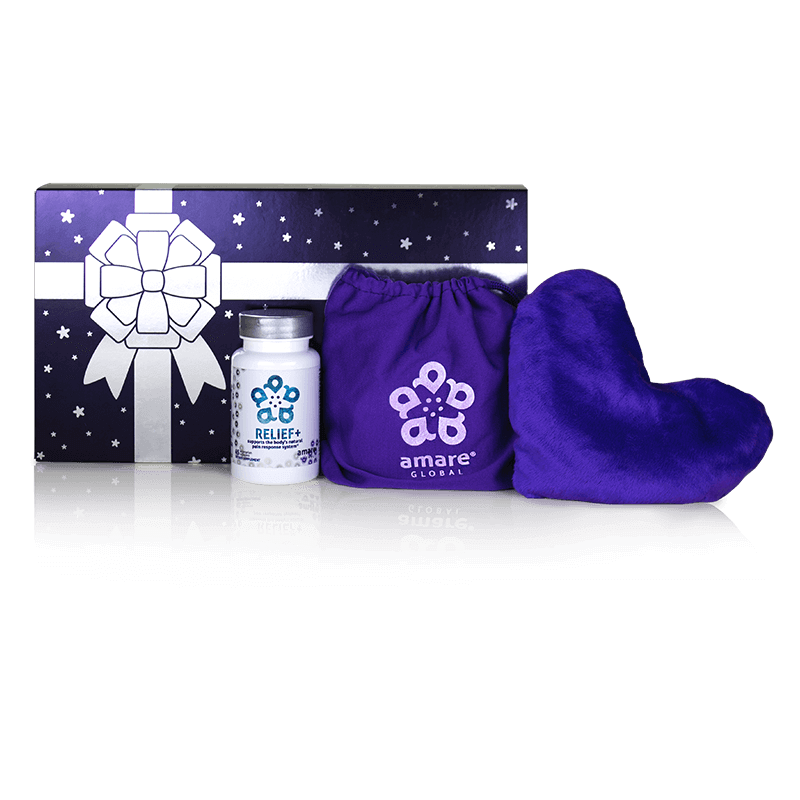 Relief+ Holiday Gift Set